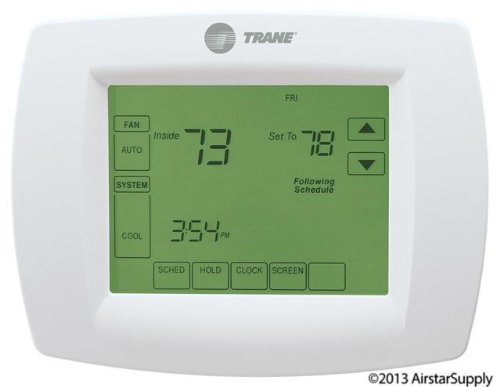 187 Trane Multi Stage Thermostat 7 Day Programmable